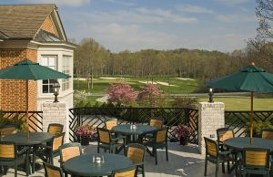 Bunkers Sports Bar Restaurant at The Resort at Glade Springs in WV