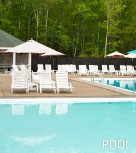 Outdoor Pool Indoor Pool at The Resort at Glade Springs in WV