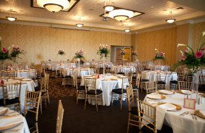 Wedding Reception at The Resort at Glade Springs in WV