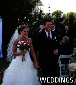 Weddings at The Resort at Glade Springs in WV