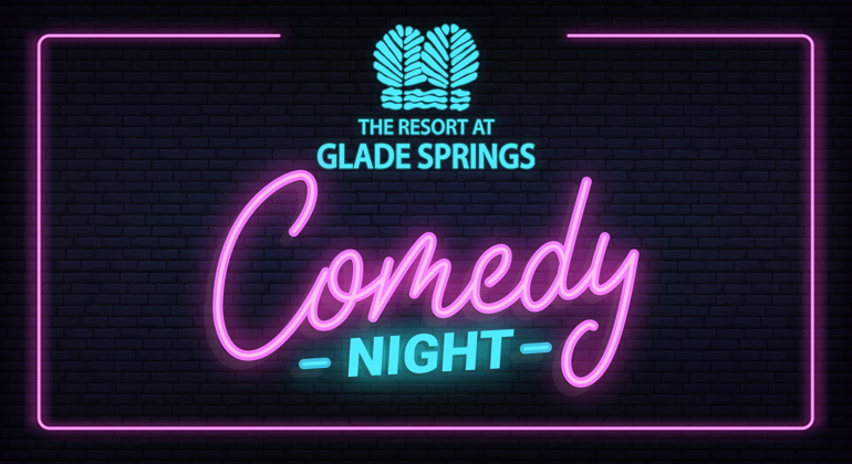 Comedy Night at Glade Springs