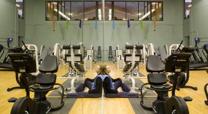 Fitness Center at The Resort at Glade Springs in WV