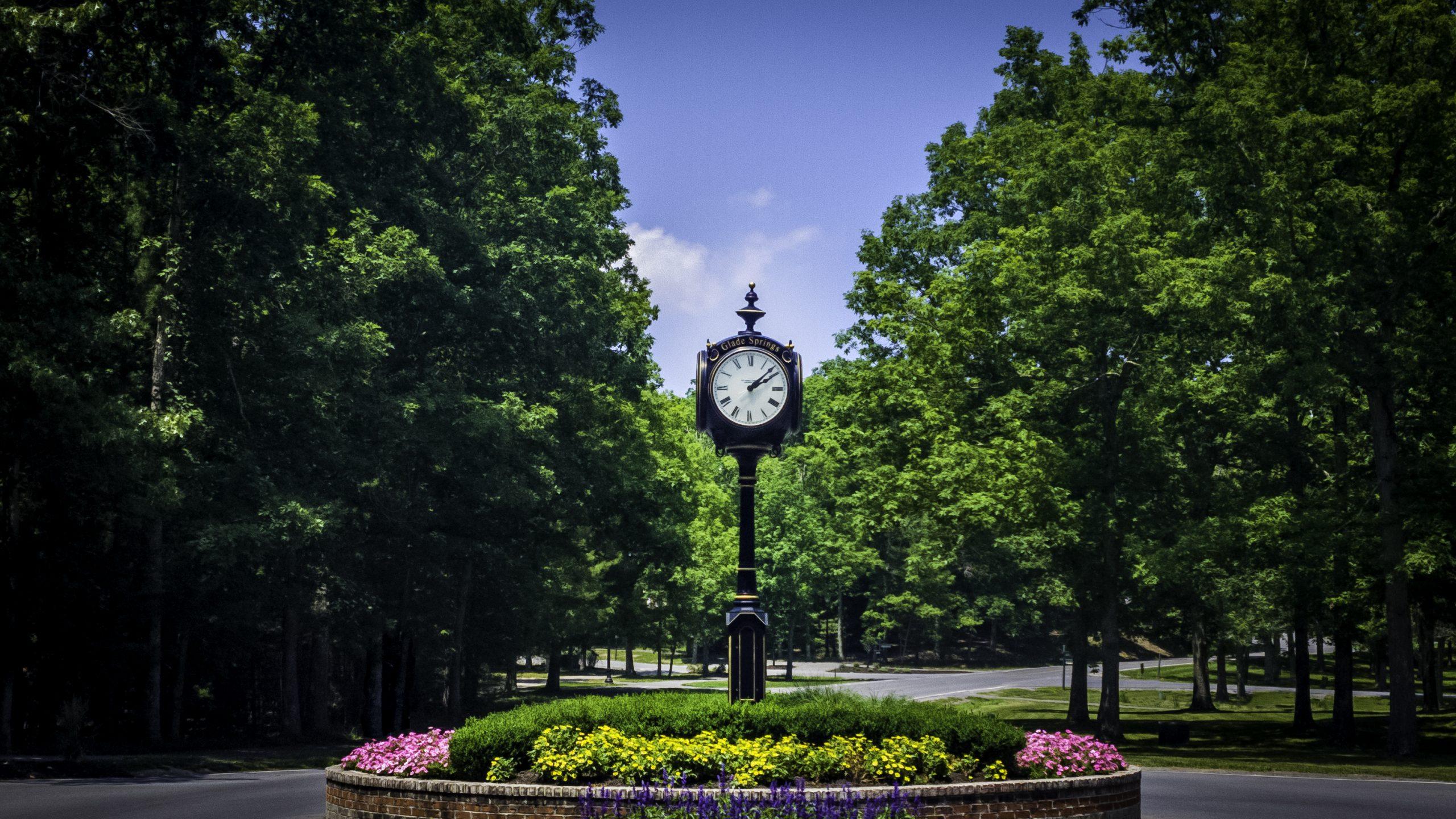 The Resort at Glade Springs Clocktower