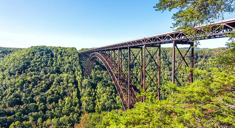 Bridge Day Package at The Resort at Glade Springs in WV